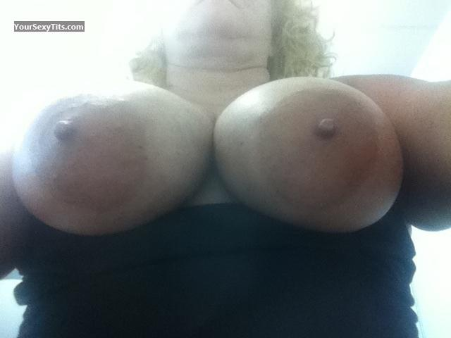 Tit Flash: My Big Tits By IPhone (Selfie) - Brkntrxn from United States
